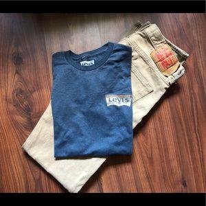 3/$15 LEVI's T-Shirt